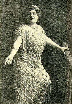 Luisa Tetrazzini