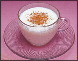 Cup of Salep