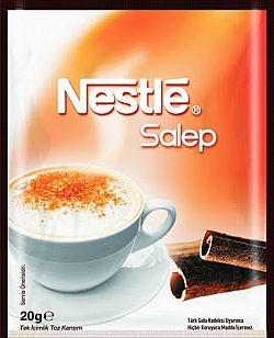 Nestle's Instant Salep