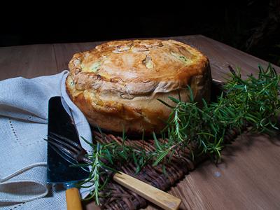 torta pasqualina 400px Pastiera di Grano